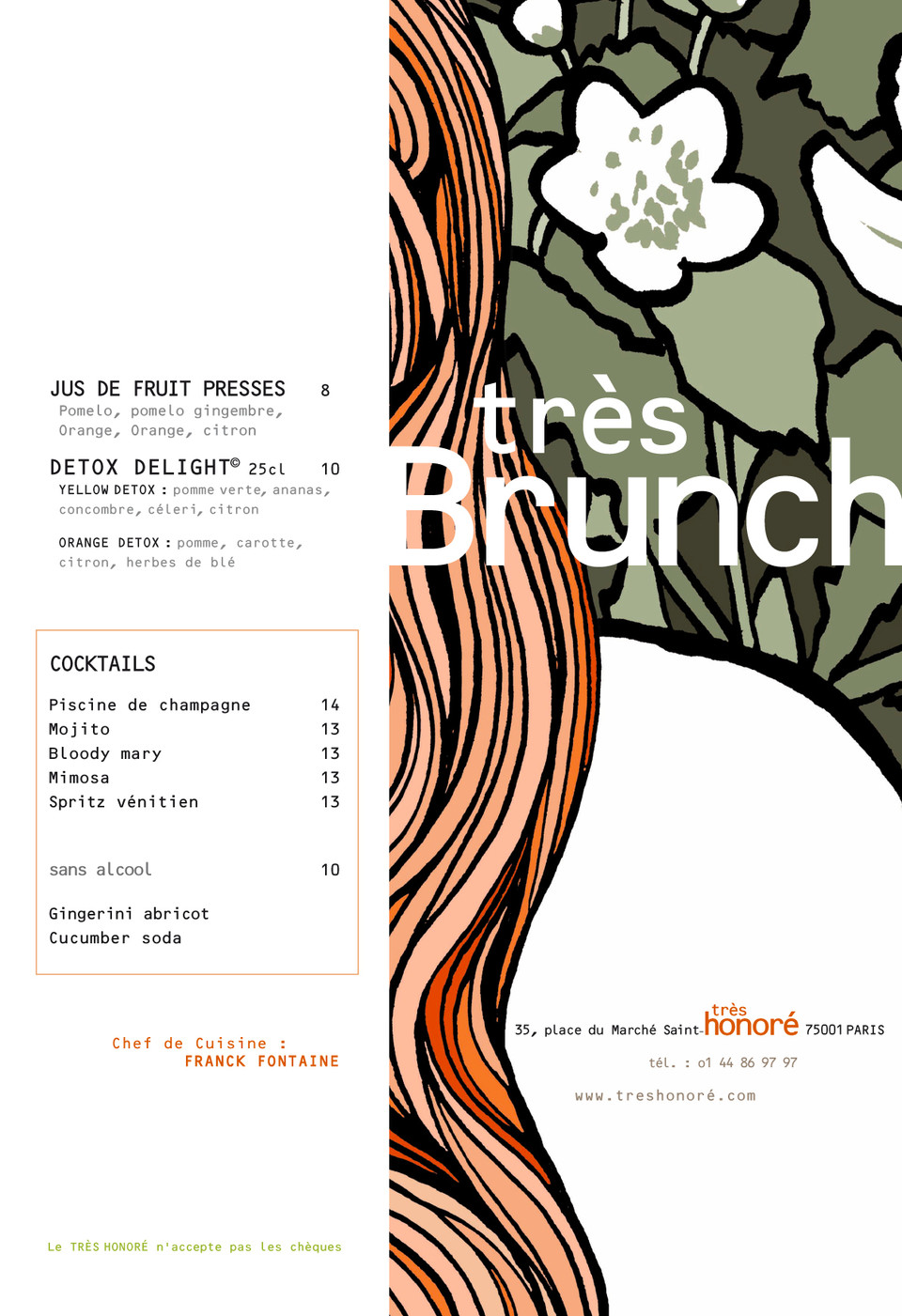 Brunch Avril 2016